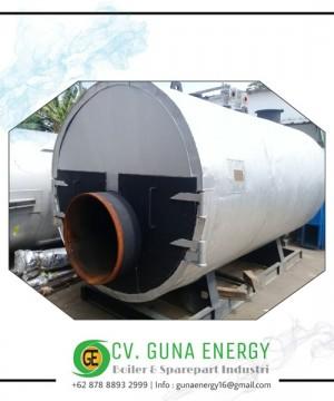 BAY GMBH Kessel Steam Boiler Cap 5 Ton