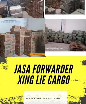 Jasa Forwarder Borongan ALL IN Door to Door Service - Xing Lie Cargo