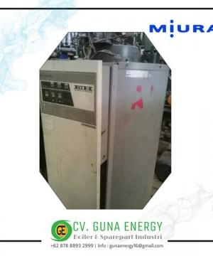 Steam Boiler Miura Solar 500 Kg