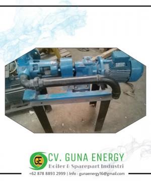 Dinamo Pompa Centrifugal Solar 2 Hp