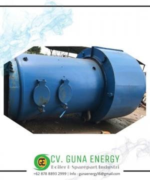 Steam Boiler Batu Bara Kapasitas 1 Ton