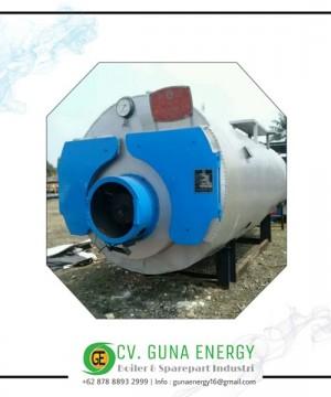 Steam Boiler Cheng Chen Kapasitas 4800 Kg