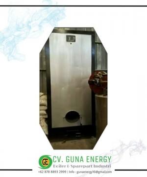 Steam Boiler Hotwater Kapasitas 1500 Kg