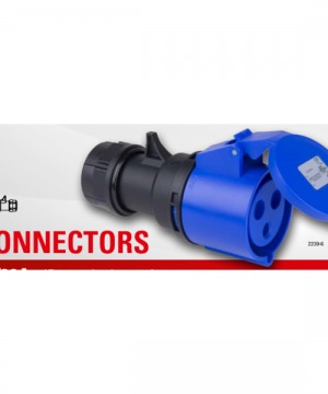 CONNECTORS 20/30A IP44 Splashproof