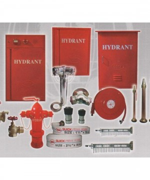 Fire Fighting Equipment   Hydrant Box   Hydrant Pillar