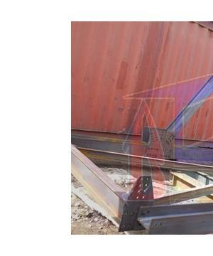Kontruksi Baja Jembatan Jawa Timur