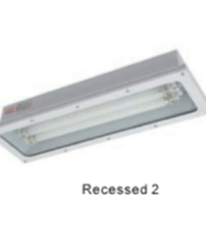 BHY Series Explosion Proof Acces Fluorescent Light Fittings