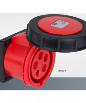 RECEPTACLES WALL MOUNT 20/30A IP67 Watertight