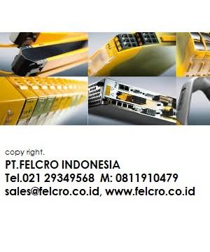 Jual Pilz |PNOZ safety relay-750104|PT. FELCRO INDONESIA