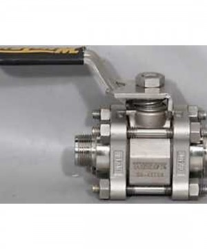 Instrument Ball Valve 3 Pcs, 2 Pcs, 1 Pcs Body