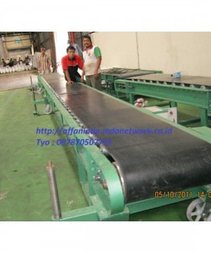 DISTRIBUTOR, AGEN, SUPPLIER BELT CONVEYOR SYSTEM