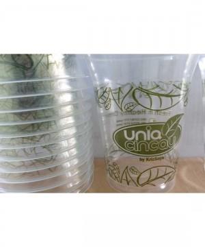Gelas Plastik PP 18Oz Tebal Printing Cup Surabaya