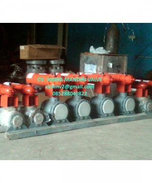 Shutdown Valve & Emergency Shutdown Valve