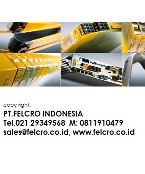 Pilz PNOZ X safety relay | PT.FELCRO INDONESIA | 0811910479