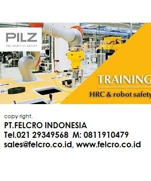 Jual Pilz - safety relays PNOZ multi | PT.FELCRO INDONESIA