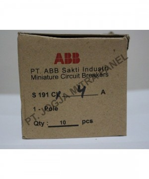 MCB 4A S 191 L C4 ABB