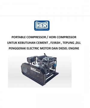 HORI COMPRESSOR PORTABLE