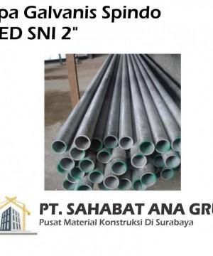 Pipa Galvanis Spindo MED SNI 2 inch