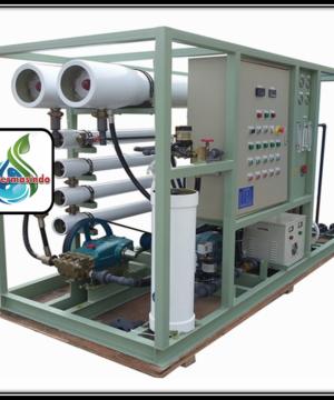 Mesin RO Sea Water 30.000 Liter Perhari