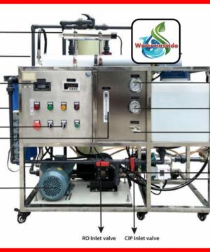 Mesin Pengolahan Air Laut 50.000 Liter Perhari