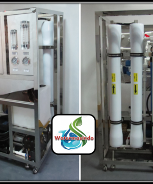 Mesin Sea Water Reverse Osmosis 10.000 Liter Perhari