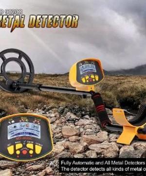 Original Underground Gold Detector Pendeteksi Emas Bawah Tanah 9020c