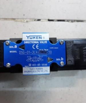 Jual YUKEN solenoid Valve DSHG-10-2B2A-T-PA-A100-435