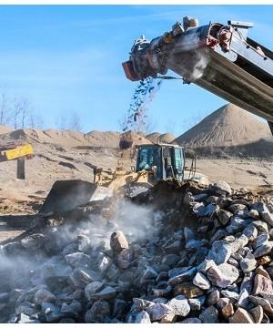Jasa Pengurusan Import Mesin Crusher | Jasa Import Mesin Pemecah Batu
