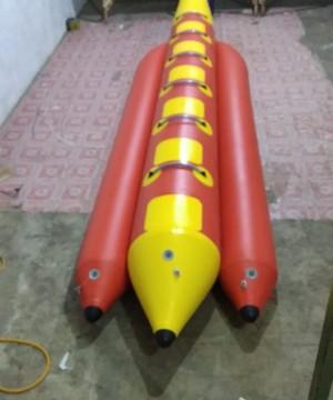 Banana Boat Perahu Karet Banana Boat Kapsitas 6 Orang