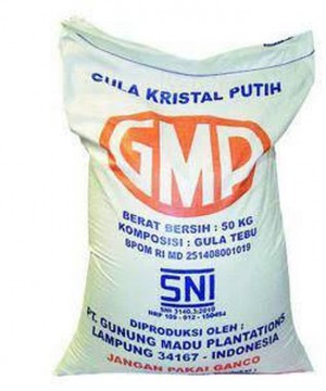 Gula pasir GMP murah