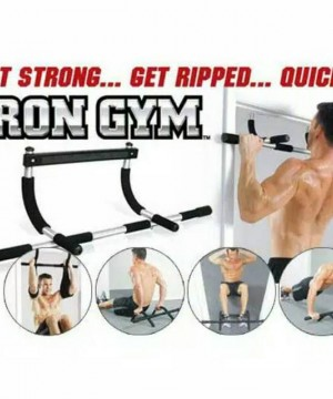 IRON GYM ALAT OLAH RAGA