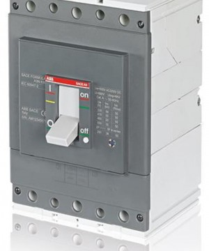 Jual ABB MCCB 400A, 3P (1SDA066561R1)