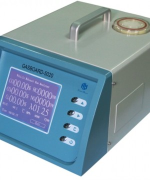 GASBOARD-5020 AUTOMOBILE EMISSION GAS ANALYZER