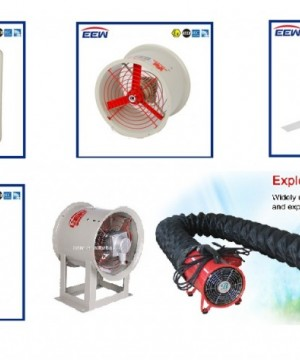 JUAL EXHAUST FAN BLOWER EXPLOSION PROOF