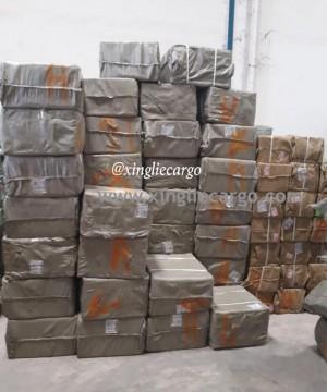 Jasa forwarder Guangzhou Jakarta-Indonesia XLC (XInglie Cargo)
