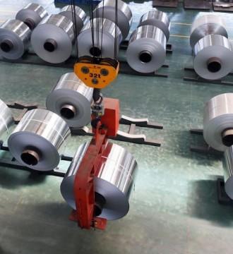 Jasa Import Aluminium Foil | PT.TATA INDAH SARANA
