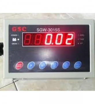 Jual Indikator Timbangan GSC SGW - 3015Series