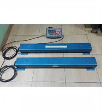 Jual Timbangan Hewan Portable Weighing Beam Scale - MURAH
