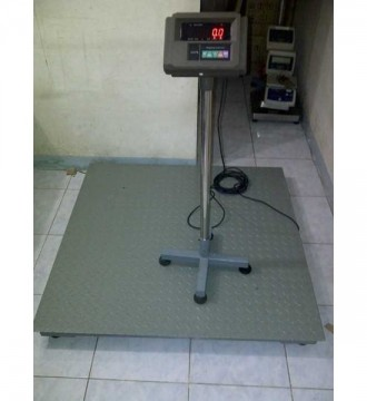 Floor Scale Single Frame - MURAH
