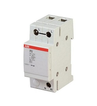 Jual ABB Surge Protective Devices SPD OVR T1 25-255 (2CTB815101R0100)
