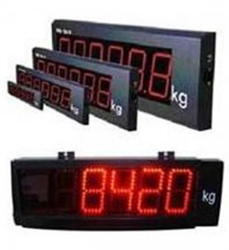 Jual SCOREBOARD / EXTERNAL DISPLAY - Murah