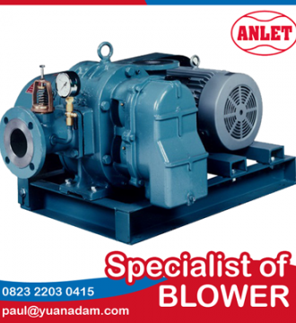 Jual Root Blower 2.5 Inch - BS65