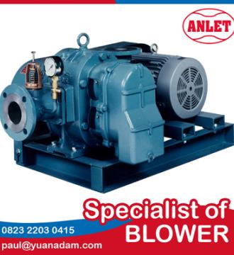 Jual Root Blower 8 Inch - BS200
