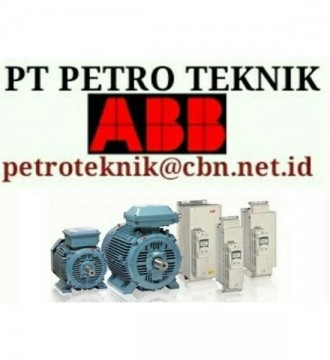 Jual ABB LOW VOLTAGE ELECTRIC MOTOR - pt petro teknik electric motor abb ac low voltage AGENT