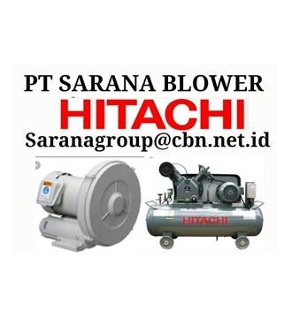 Jual HITACHI BLOWER VORTEX RB PT SARANA TEKNIK AIR COMPRESSOR BEBICON