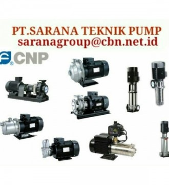 Jual PT SARANA PUMP CNP Pompa Sentrifugal Series Cdlf Merk Cnp