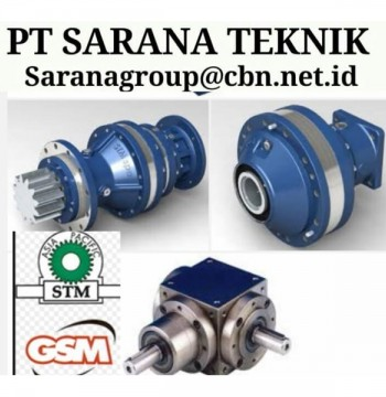 Jual PLANETARY GEARBOX STM WORM GEAR DRIVE PT SARANA GEAR MOTOR