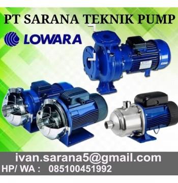 Jual Pompa Lowara