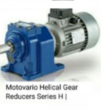 Jual Helical Gear Reducer Motovario H Series