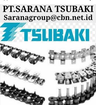 Jual TSUBAKI CONVEYOR CHAIN PT SARANA CHAIN TSUBAKI FOR PALM OIL